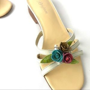 EUC Brighton Leather Sandals